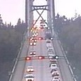 Lions Gate Bridge Traffic Cam in Vancouver