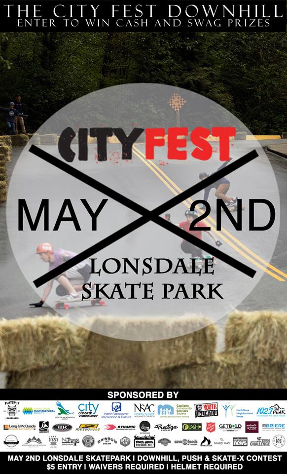 CityFEST 2015 at Lonsdale Skate Park North Vancouver