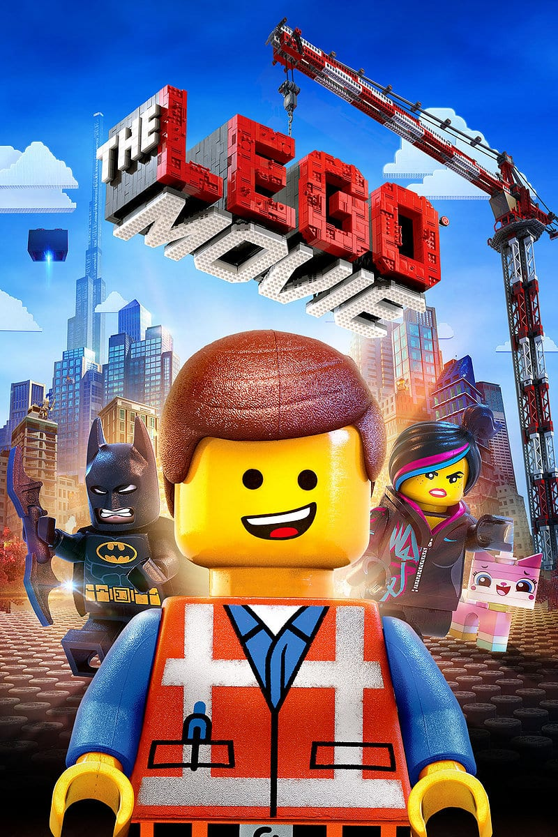 Family Movie: The Lego Movie at the Lynn Valley Library