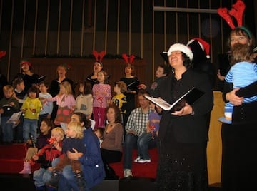 Free Family Christmas Concert at St. Andrews United Church North Vancouver
