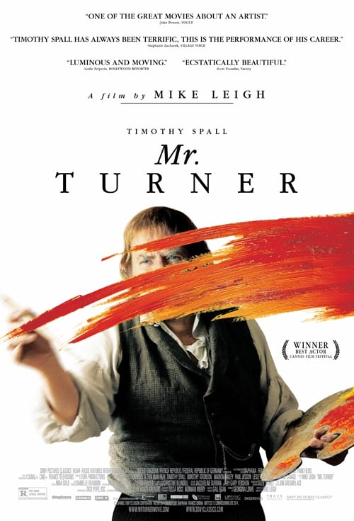 Mr. Turner – North Shore International Film Series – Spring 2015