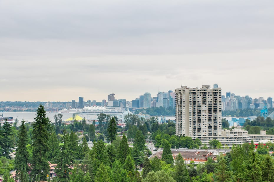 Property Information For District Of North Vancouver