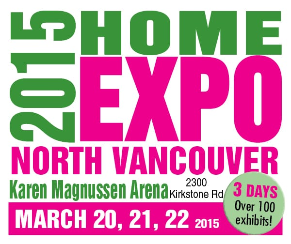 North Vancouver Spring Home Show at Karen Magnussen Arena North Vancouver