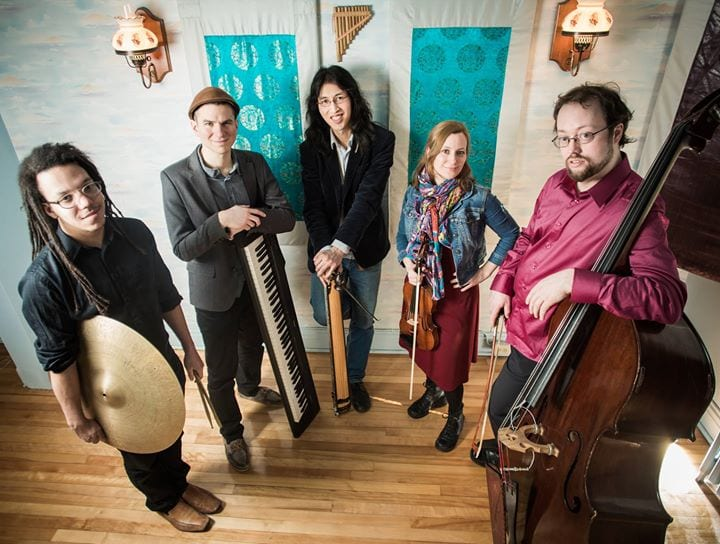 Jazz in the Plaza – Huu Bac Quintet with Jou Tou at the Civic Plaza North Vancouver