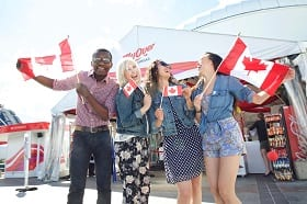 FlyOver Canada 3rd Birthday