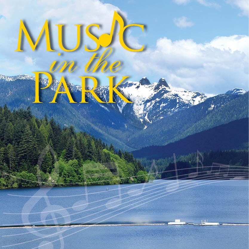 Music in the Park at Capilano River Regional Park North Vancouver