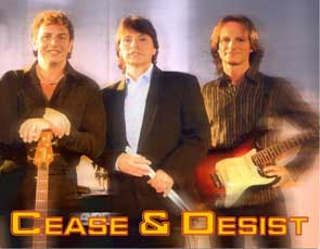 Summer Session: Free Summer Concert Series – Cease and Desist
