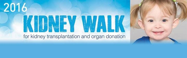 Kidney Walk North Shore