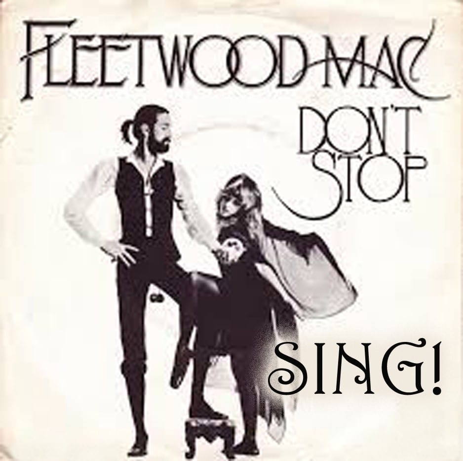 Sing… Don't Stop by Fleetwood Mac! Drop In Rock Choir! at the Presentation House Theatre