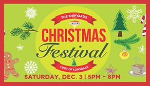 North Vancouver City's Christmas Festival