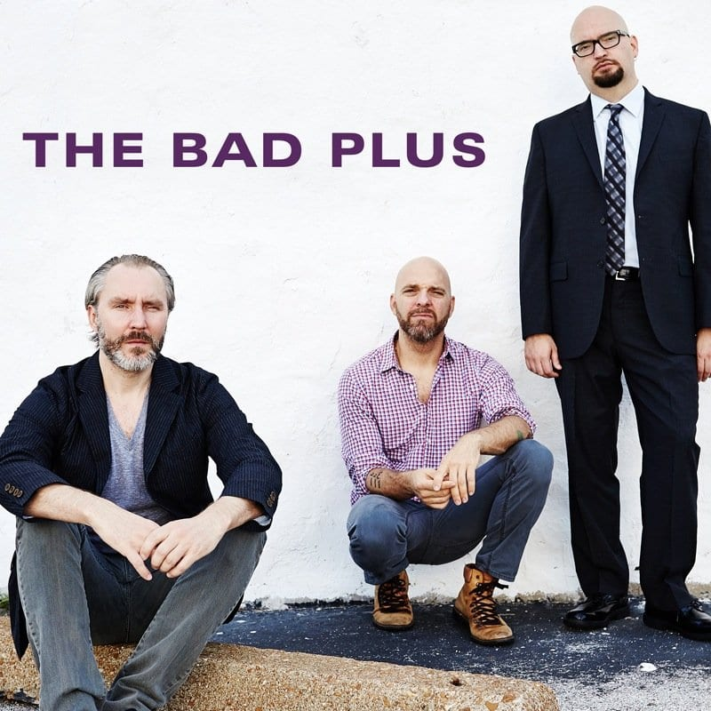The Bad Plus a Musical Evening at the Capilano University Theatre North Vancouver