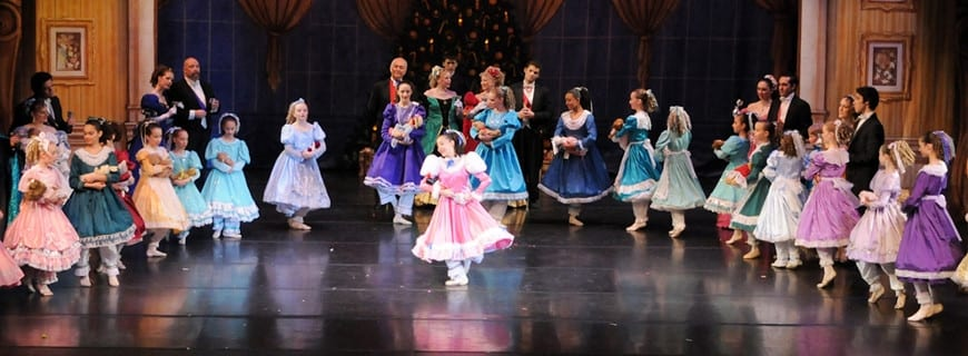 Royal City Youth Ballet presents The Nutcracker at the Centennial Theatre North Vancouver