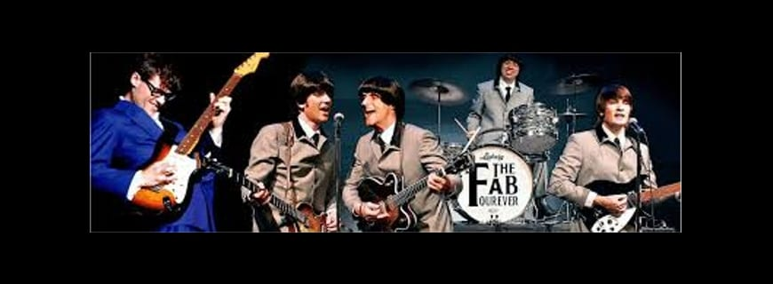 A Christmas Concert with Buddy and the Beatles featuring Zachary Stevenson and the Fab Fourever at the Centennial Theatre