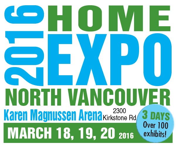 North Vancouver Spring Home Expo at the Karen Magnussen Arena