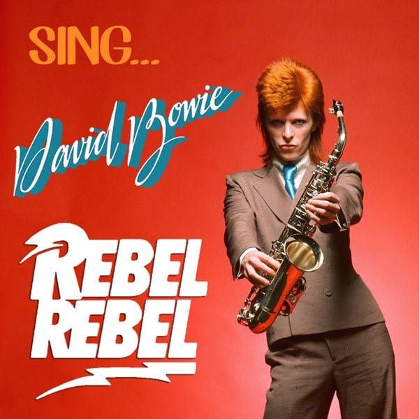 Sing Bowie! Rebel Rebel & Modern Love! Drop In Rock Choir! at the Presentation House Theatre North Vancouver