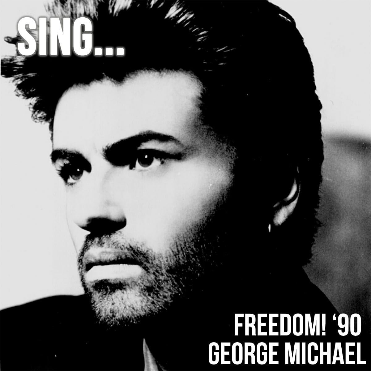 Sing George Michael  Freedom! '90! Drop In Rock Choir! at the Presentation House Theatre North Vancouver
