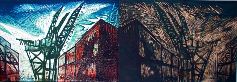 Limited Editions: The Art of Printmaking at the CityScape Community Art Space North Vancouver