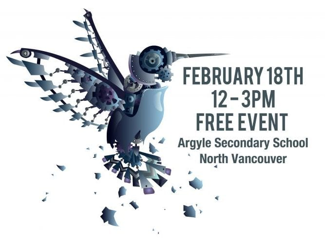 Digital Media Youth Expo 2017 at the Argyle Secondary School North Vancouver