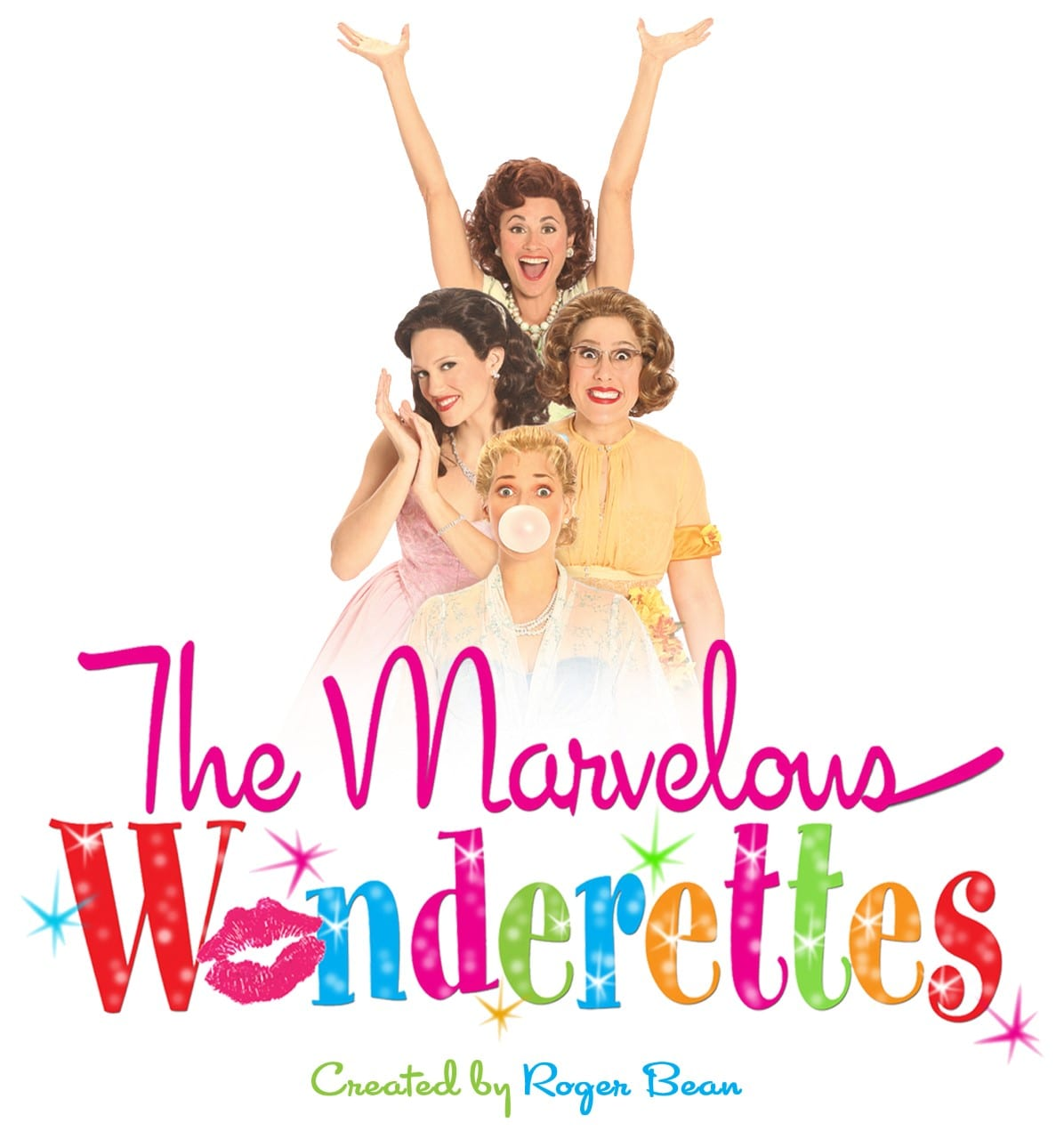 The Marvelous Wonderettes in the Deep Cove Shaw Theatre North Vancouver
