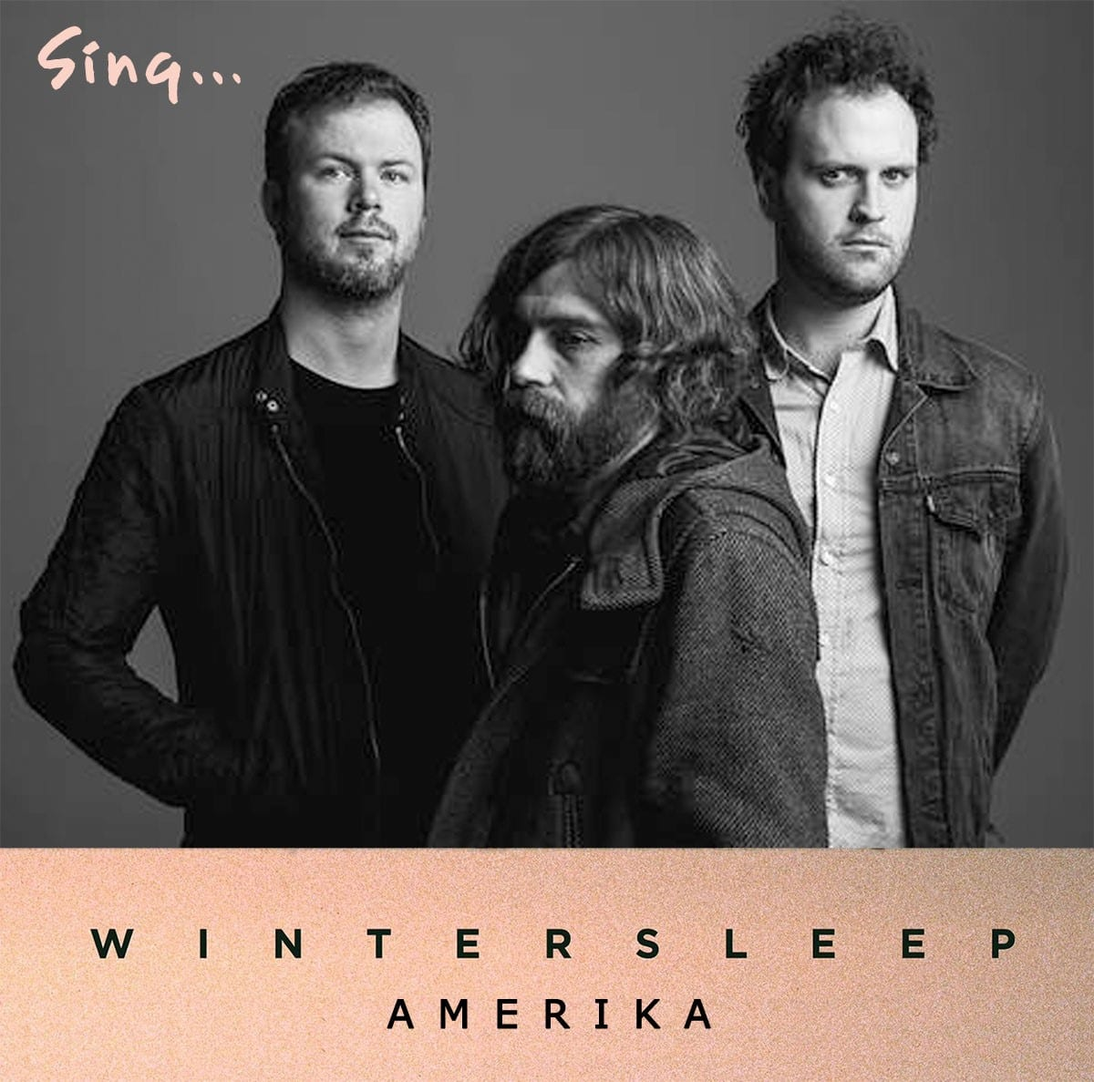 Sing… Amerika by Wintersleep! Drop In Rock Choir! at the Presentation House Theatre North Vancouver