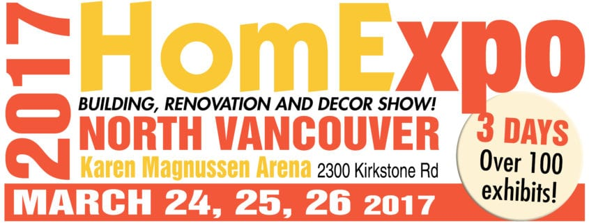 North Vancouver Spring 2017 Home Show at Karen Magnussen Arena