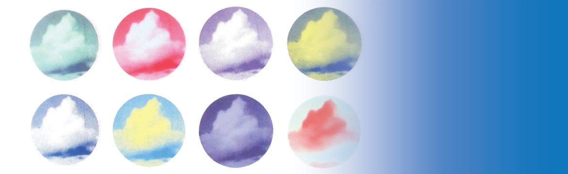 Forecast Ahead: Clouds Exhibition at the CityScape Community Art Space North Vancouver