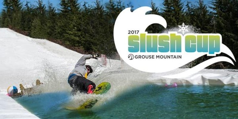 Grouse Mountain Slush Cup 2017 North Vancouver