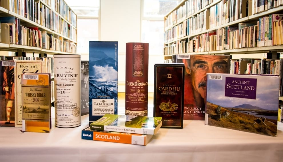 3rd Annual Whisky Library at the Lynn Valley District Library North Vancouver