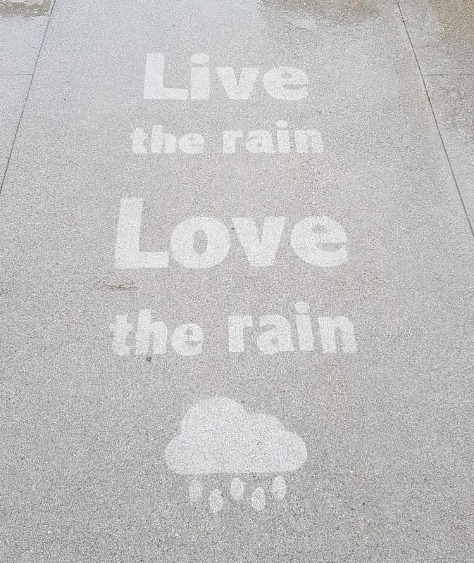 Let It Rain! – Rain-Activated Public Art on the Streets of North Van