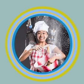 """Baking Time"" at the Presentation House Theatre North Vancouver For Ages 3-6"