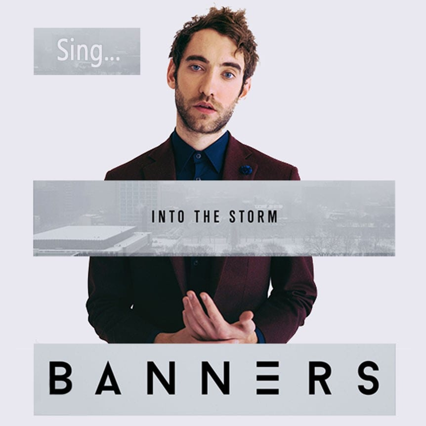 Sing… Into The Storm by Banners! Drop In Rock Choir at the Presentation House Theatre North Vancouver