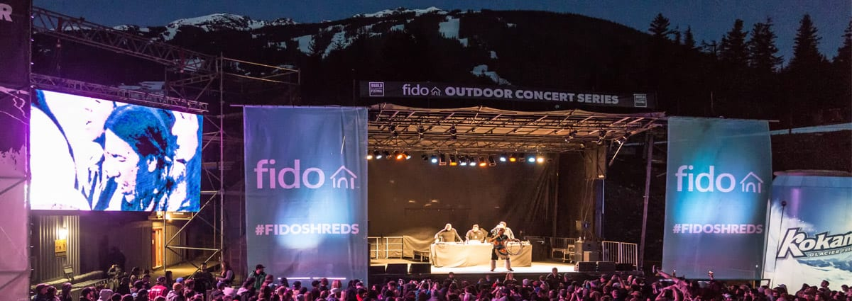 Whistler World Ski and Snowboard Festival 2017