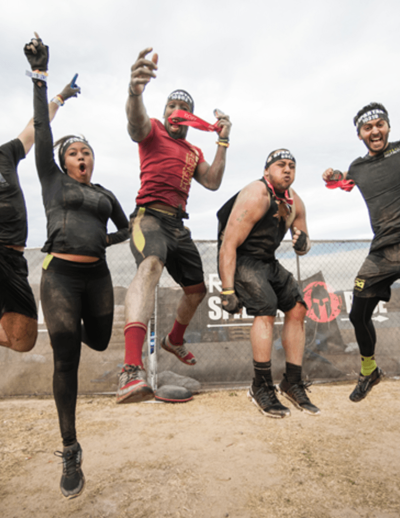Spartan Race Canada: Vancouver Sprint on Mount Seymour North Vancouver