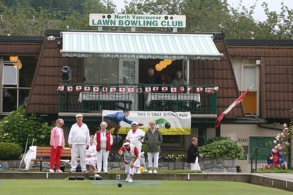 North Vancouver Lawn Bowling Club – Open House and Participaction
