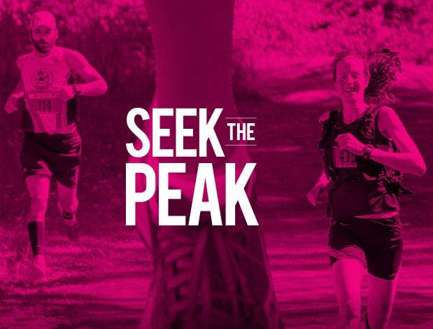Seek The Peak 2017 on Grouse Mountain North Vancouver