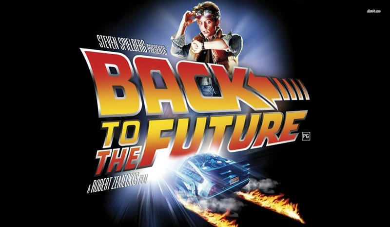 Outdoor Movie at the Lonsdale Quay North Vancouver – Back to the Future