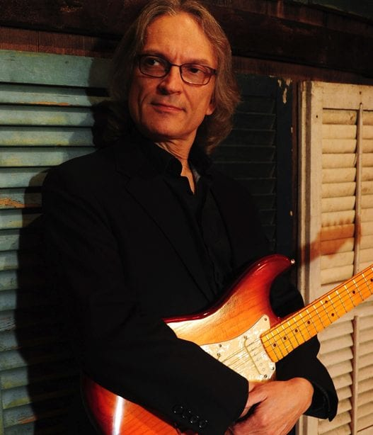Sonny Landreth at the BlueShore Theatre Capilano University North Vancouver