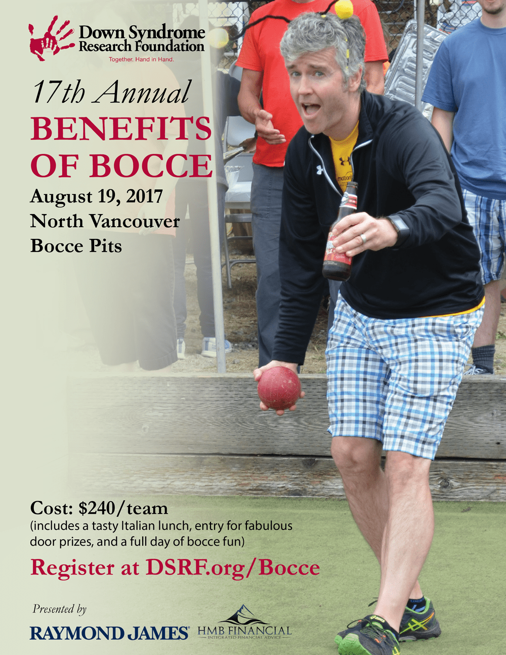 17th Annual Benefits of Bocce: Get Rolling for a Great Cause! at North Vancouver Bocce Pits at Boulevard Park