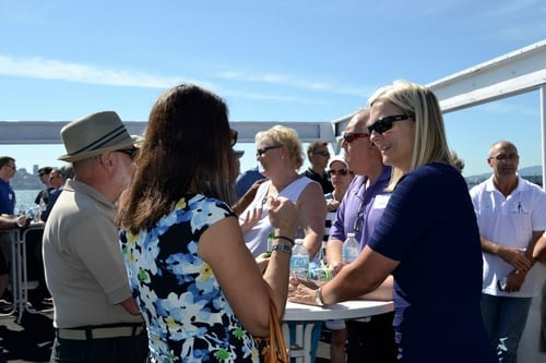Summer Social on the Sea at St. Roch Dock North Vancouver