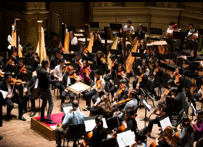 VAM Symphony Orchestra at the Orpheum Theatre Vancouver