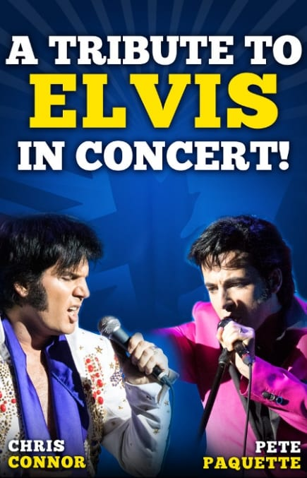 A Tribute to Elvis in Concert at the Centennial Theatre North Vancouver