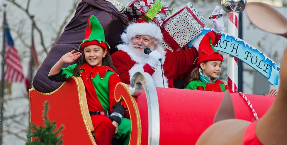 Vancouver Santa Claus Parade 2017