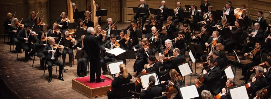 A Traditional Christmas with the VSO at the Centennial Theatre North Vancouver
