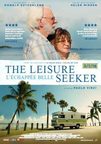 Film Screening: The Leisure Seeker – North Shore International Film Series