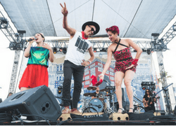 Las Cafeteras with special guests Locarno at the Imperial Vancouver 19+!!!