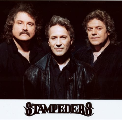 The Stampeders in Concert at the Centennial Theatre North Vancouver
