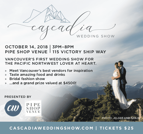 Cascadia Wedding Show