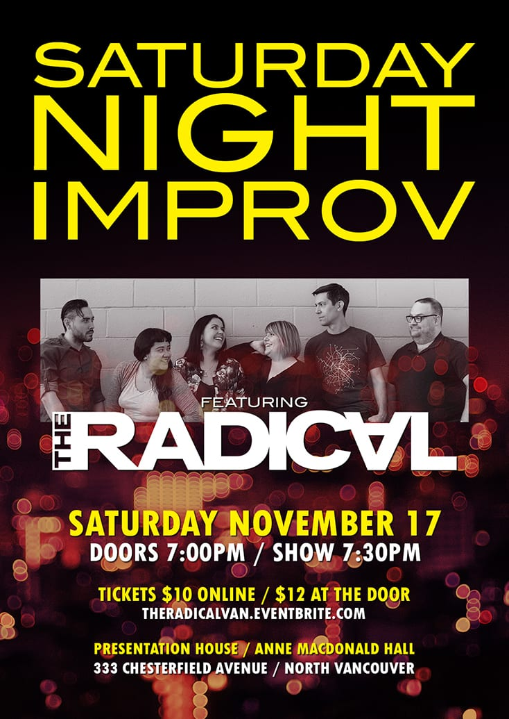 The Radical: Saturday Night Improv