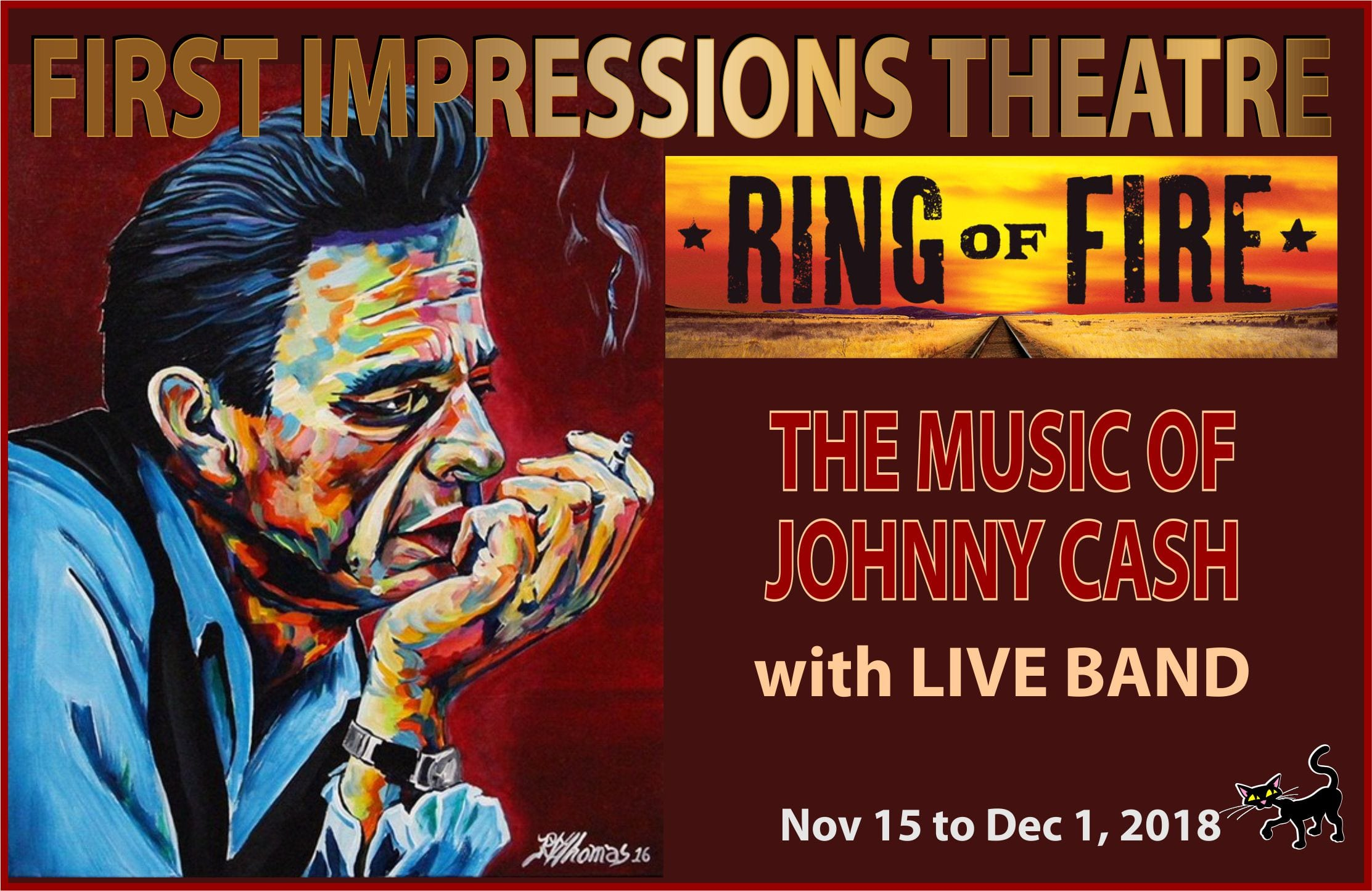 RING OF FIRE the Music of Johnny Cash