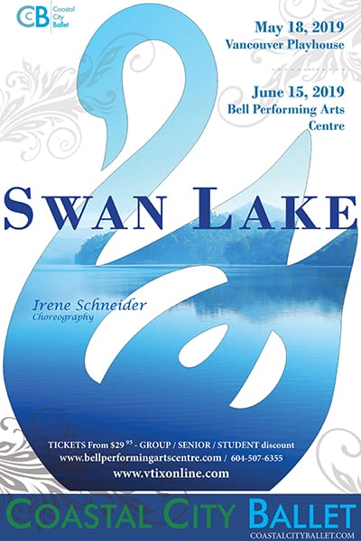 Coastal City Ballet presents Swan Lake